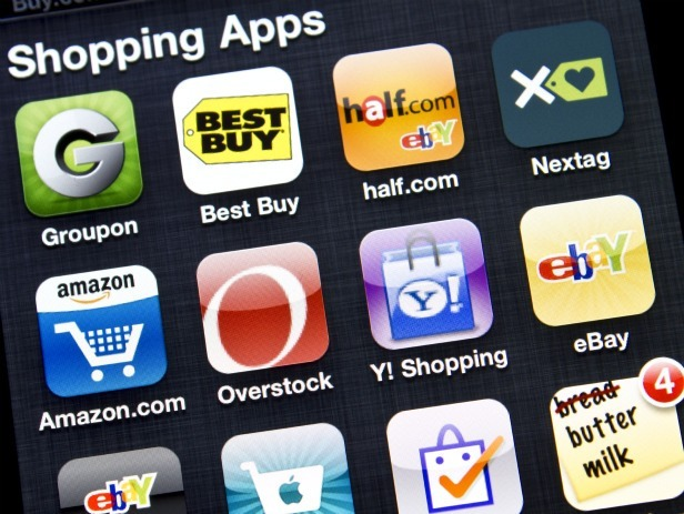 mobile commerce shopping aps