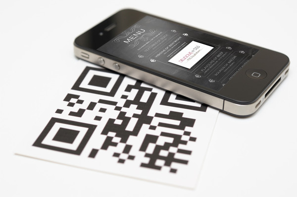 QR Code scan with iphone