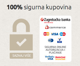 Web shop Advent - 100% sigurna kupovina