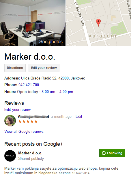 marker-preporuka-google local