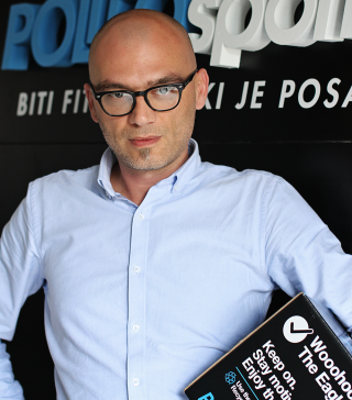 Pedja Pušelja, Head of ECommerce, Polleo Sport