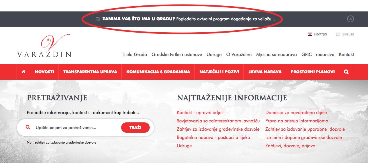 koliko ima web stranica za pronalaženje kod nas potrebna su dva upoznavanja