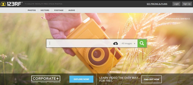 slike web stranice s profilima