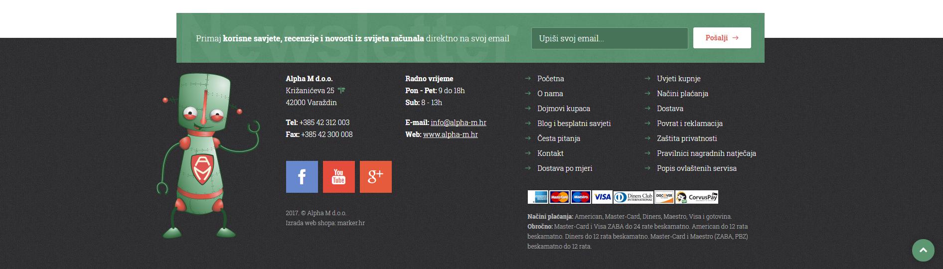 online primjera dobrih primjera e-pošte aplikacija za upoznavanje ruksaka